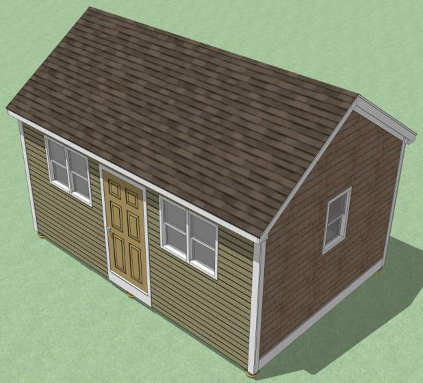 12x18 shed plans how to build guide step by step for 18 x 24 shed plans