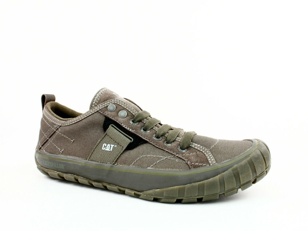 caterpillar neder lo s sneakers canvas shoes ebay