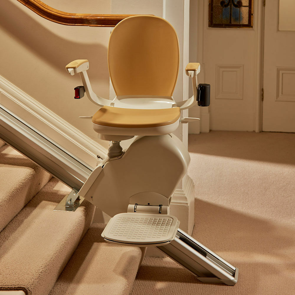 unique image of stair chair lift
