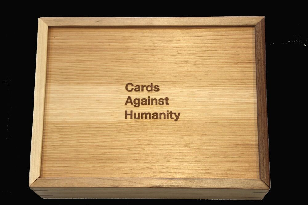 The Ultimate Cards Against Humanity Box **SALE** | eBay