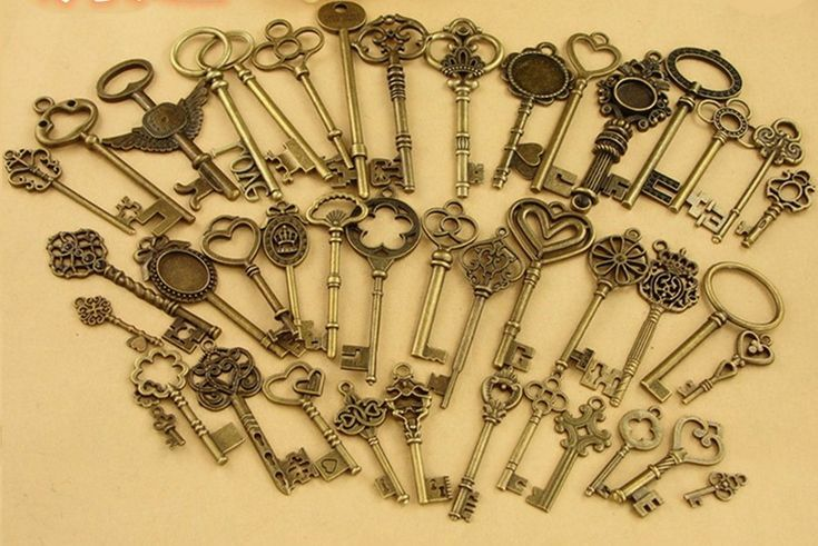 Steampunk Craft Supplies