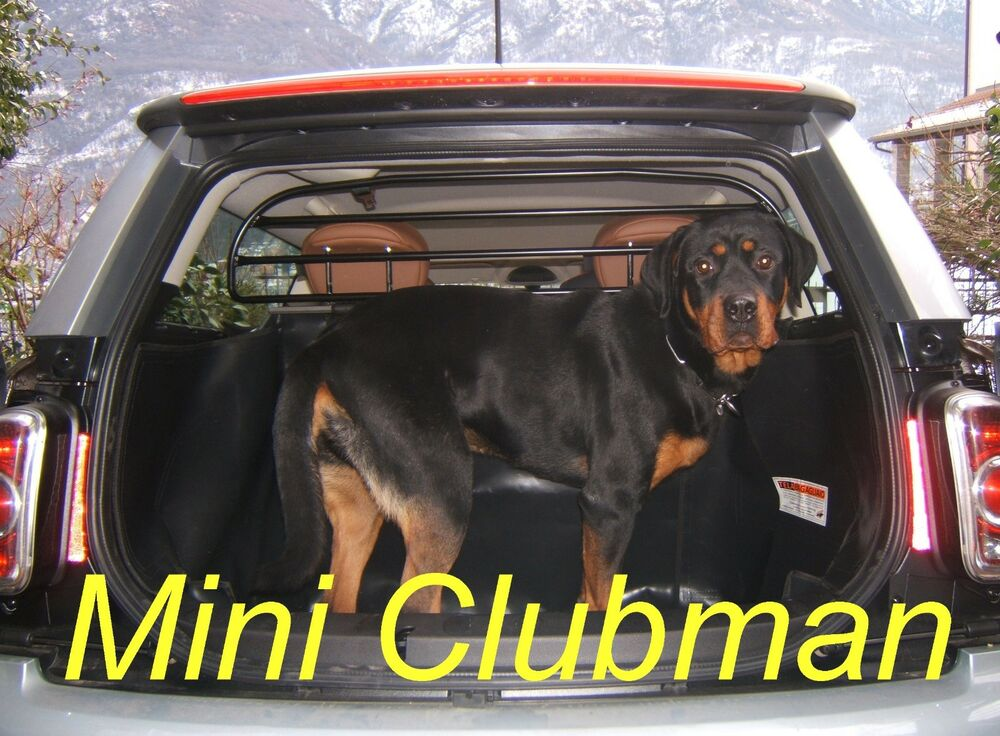 Dog Guard Pet Barrier Net And Screen For Mini Clubman
