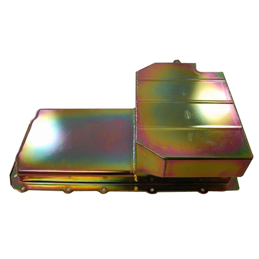 Ls1 Engine History: RPC R4016Z Zinc Plated Oil Pan LS1/LS6 Engine Swap Oil Pan
