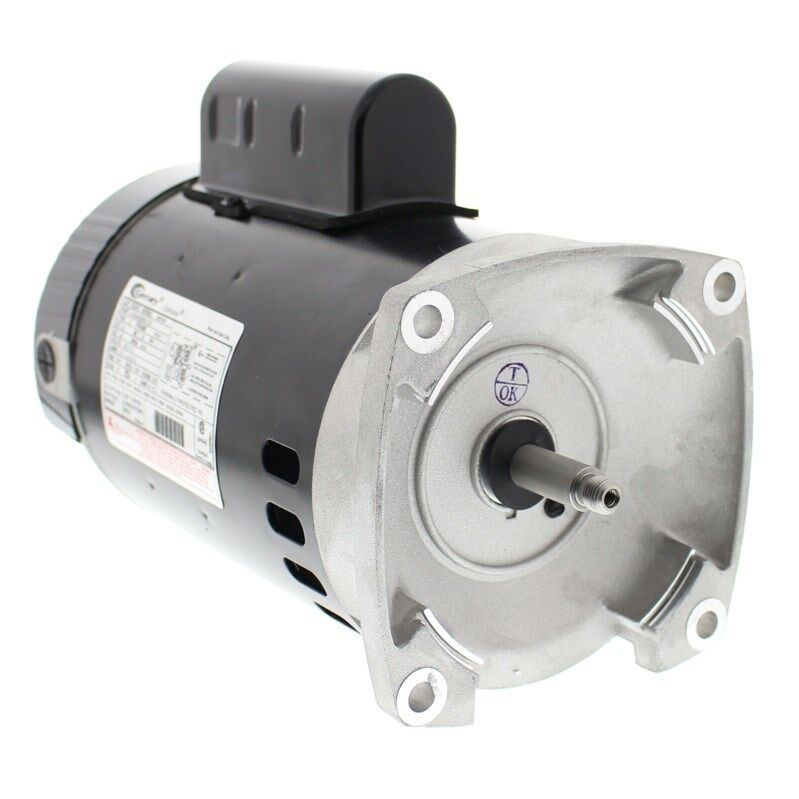 Ao smith century wf 23 pool pump motor b852 b2852 3 4 hp for Ao smith replacement motors