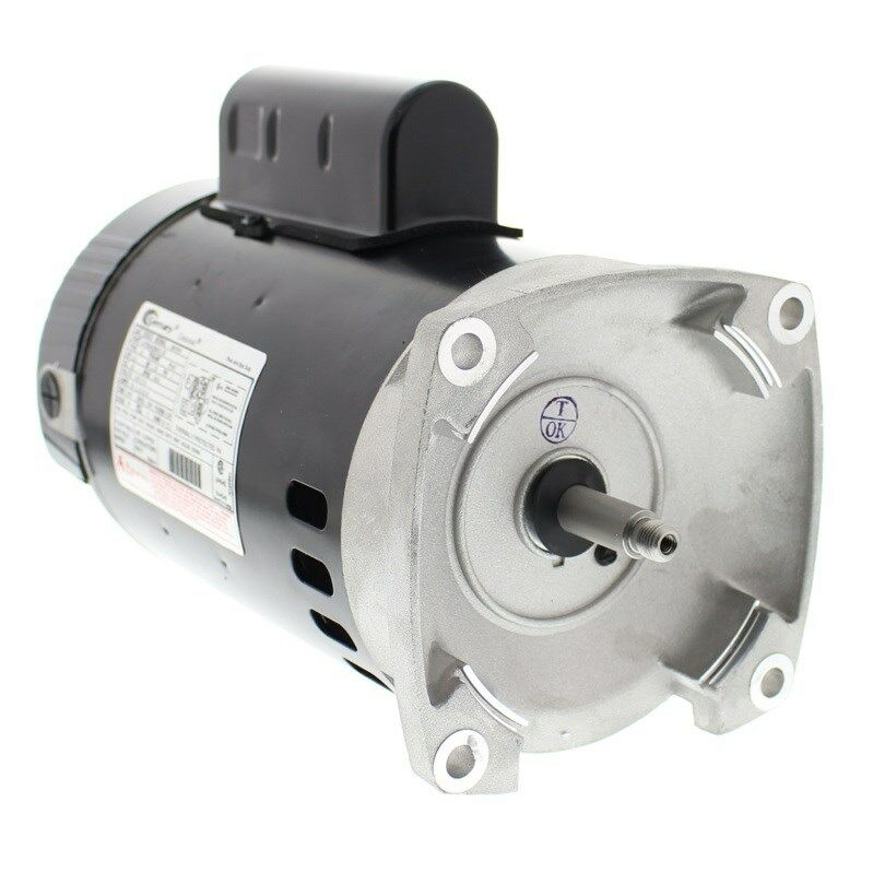 Ao smith century wf 23 pool pump motor b852 b2852 3 4 hp for Ao smith pump motor
