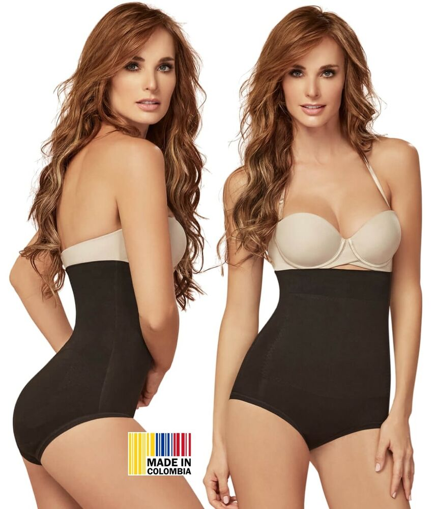 0237667248c53 Details about SEAMLESS PANTY BODY SHAPER BRIEF TUMMY CONTROL SPANXS  SLIMMING MATERIAL FAJA