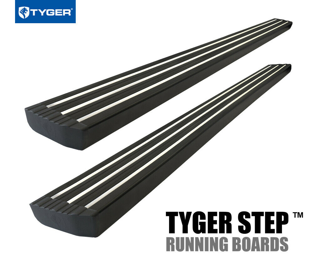 TYGER STEP For 2009-2014 Ford F150 Supercrew Cab 4.75 Inch