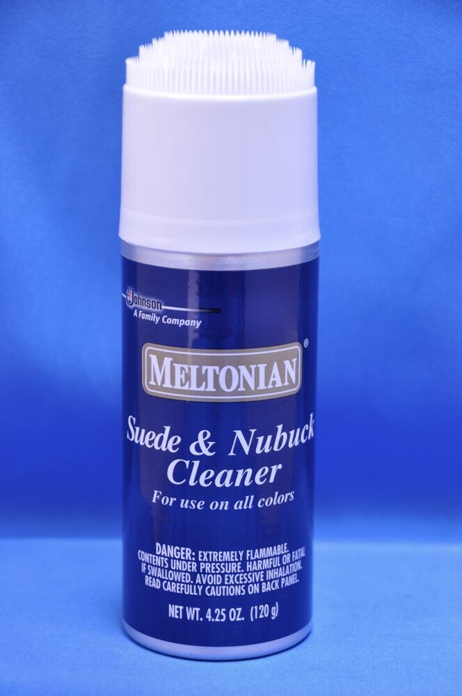 meltonian suede nubuck leather shoe boot cleaner w brush