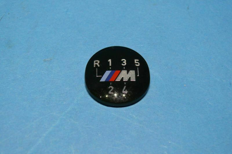 original bmw m emblem plakette schaltknauf knob sticker. Black Bedroom Furniture Sets. Home Design Ideas