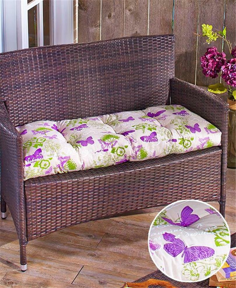 Outdoor Patio Chair Or Loveseat Padded Cushion Water