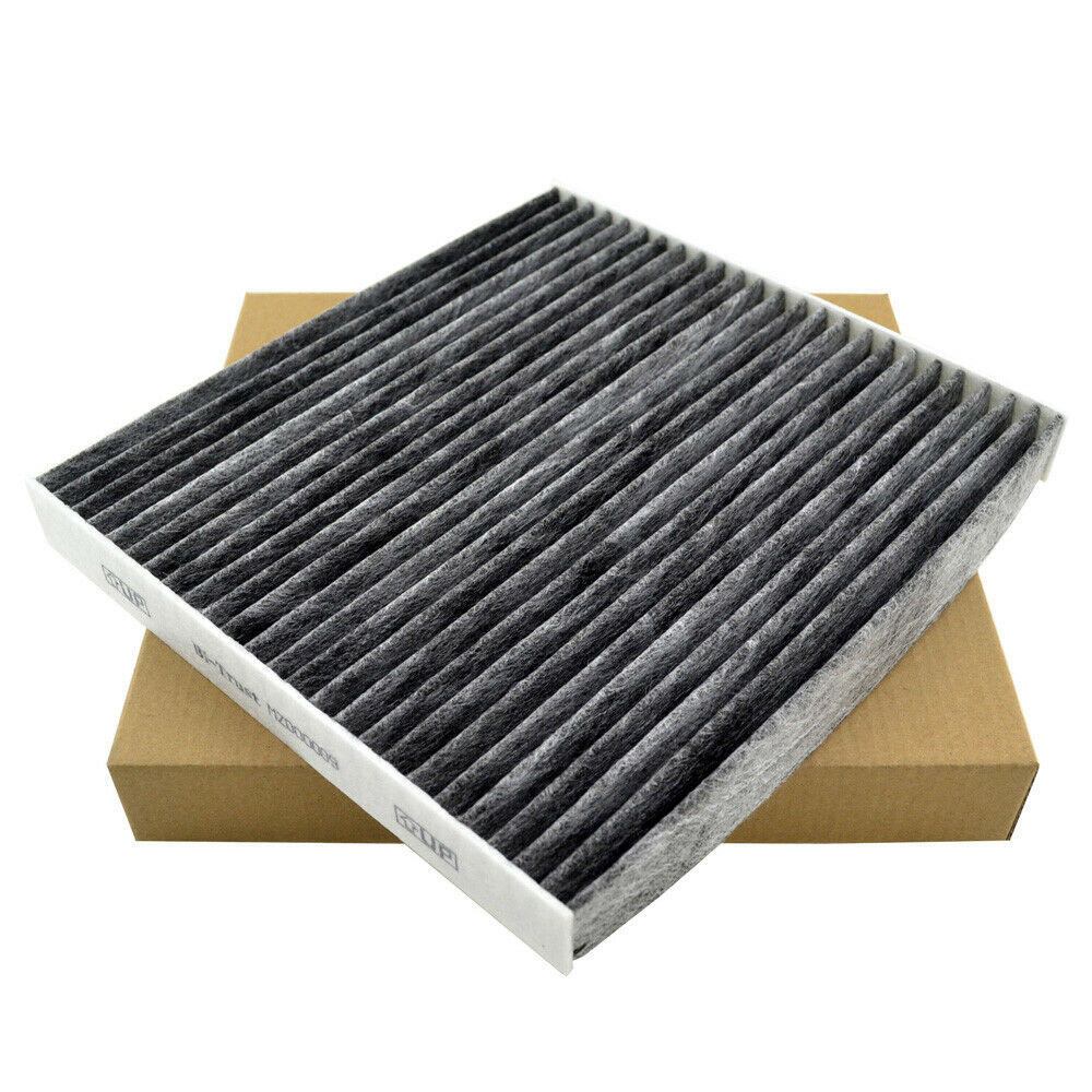 carbon fiber cabin air filter for mazda 2 6 cx 7 oe gj6a. Black Bedroom Furniture Sets. Home Design Ideas