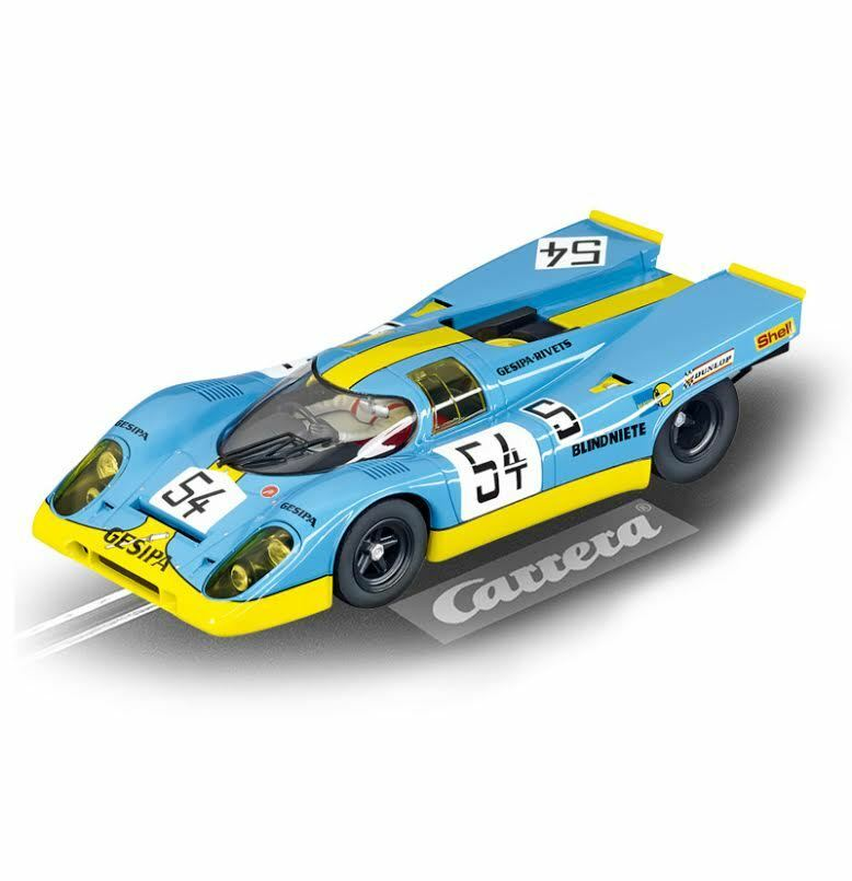carrera 23780 porsche 917k gesipa racing new digital 124. Black Bedroom Furniture Sets. Home Design Ideas