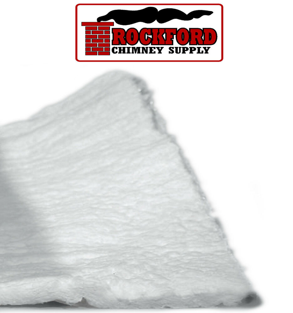 Chimney Liner Blanket Insulation 5 Or 10 Lengths Ebay
