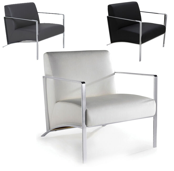 Risa Lounge Reception Modern Office Waiting Room Chair Accent Lobby Guest Cha
