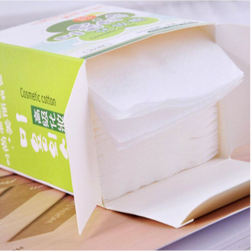 Useful Cotton Face Facial Cleansing Muslin Cloth Makeup Remover Toners Exfoliate | EBay
