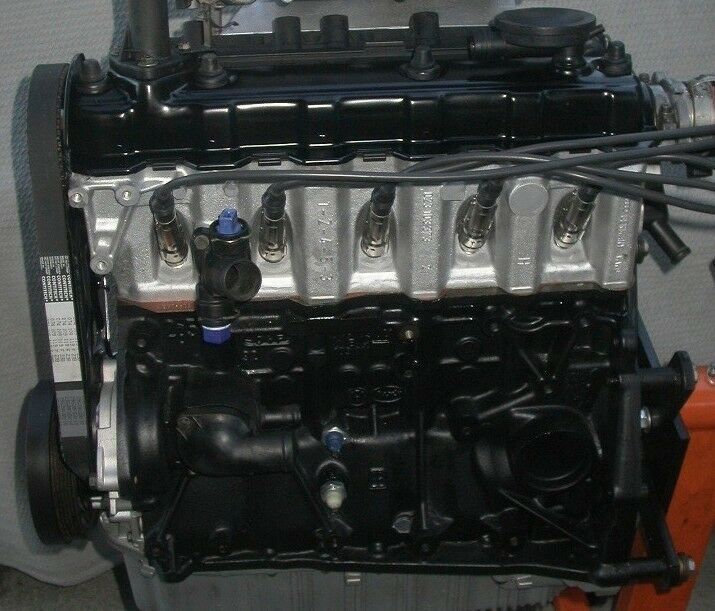 Vw volkswagen eurovan westfalia camper 92 93 94 95 rebuilt engine long block 2 5 ebay Vw crate motor