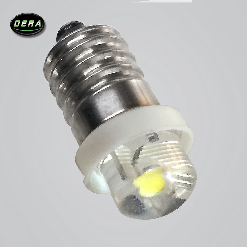 P13.5S E10 3V Epistar led Flashlight Replacement bulb ...