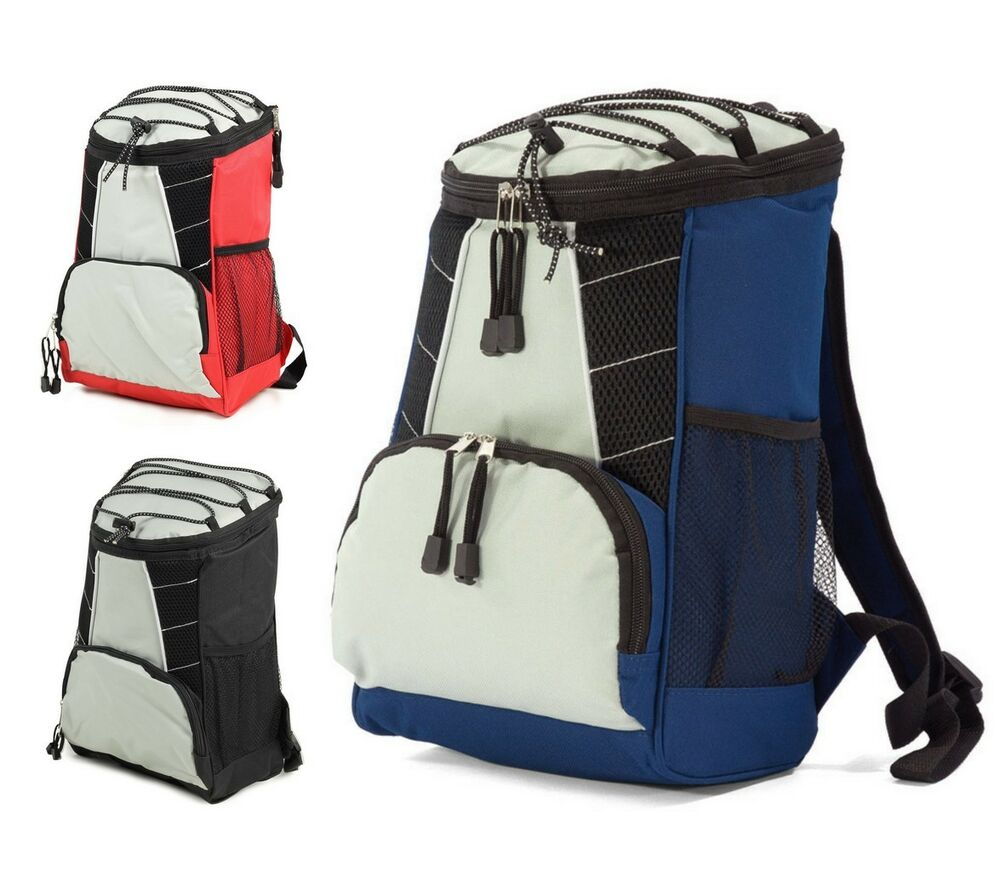benzi stylish small cooler backpack cool bag lunch picnic school beach travel ebay. Black Bedroom Furniture Sets. Home Design Ideas