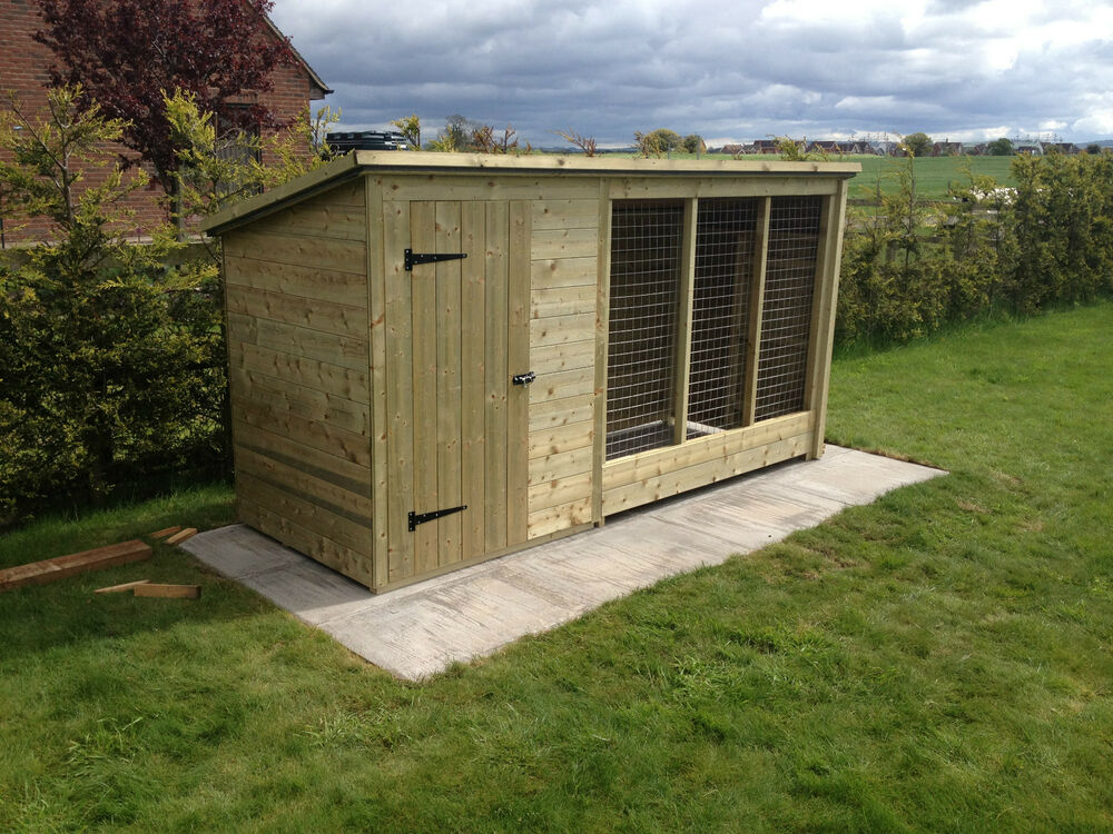 Buy Dog Kennel And Run Uk