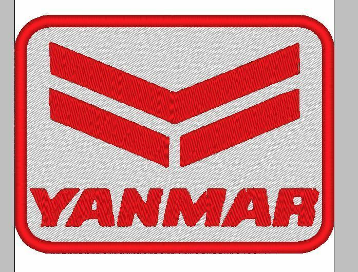 YANMAR Racing Logo Embroidered Patch, boating, sailing | eBay