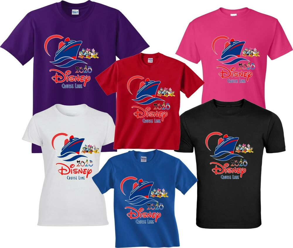 2018 Disney Family Vacation T-Shirts Matching Cute Mickey ...