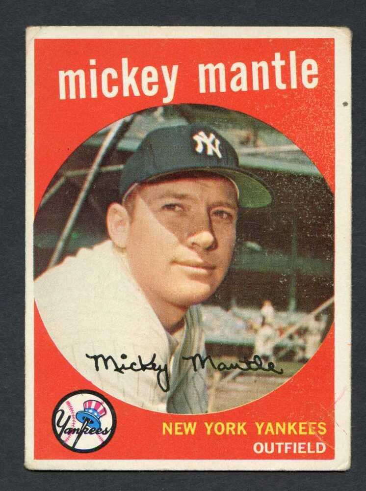 Mickey Mantle The Mickey Mantle Story