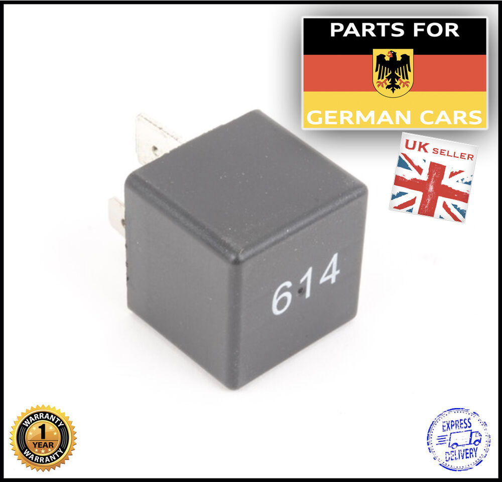 Buy Audi Car Electrical Relays Ebay 2005 A6 Fuel Pump Relay Location New A4 S4 Rs4 S6 Tt Q7 R8 614 8e0