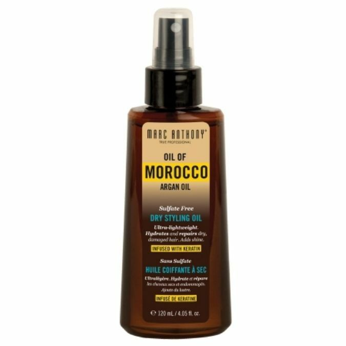 hair styling oil marc anthony of morocco argan hair styling 8158 | s l1000