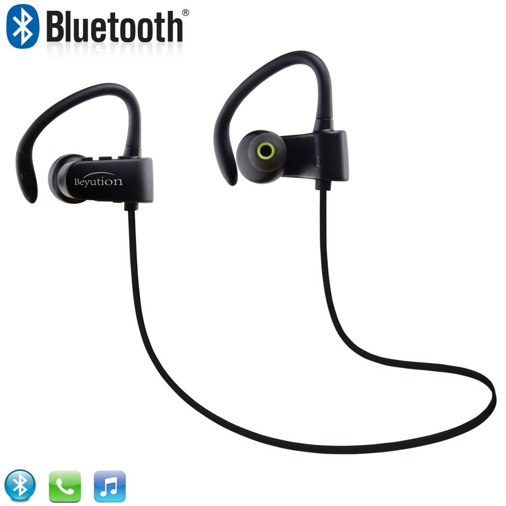 iphone bluetooth headset wireless headphones bluetooth sport stereo headset 11659