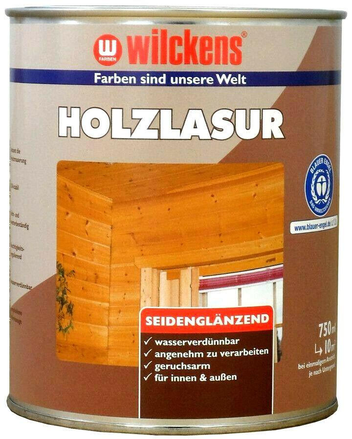 holzlasur holzschutz lasur m bellasur 9 27 l wohnraumlasur holzlack holz farbe ebay. Black Bedroom Furniture Sets. Home Design Ideas