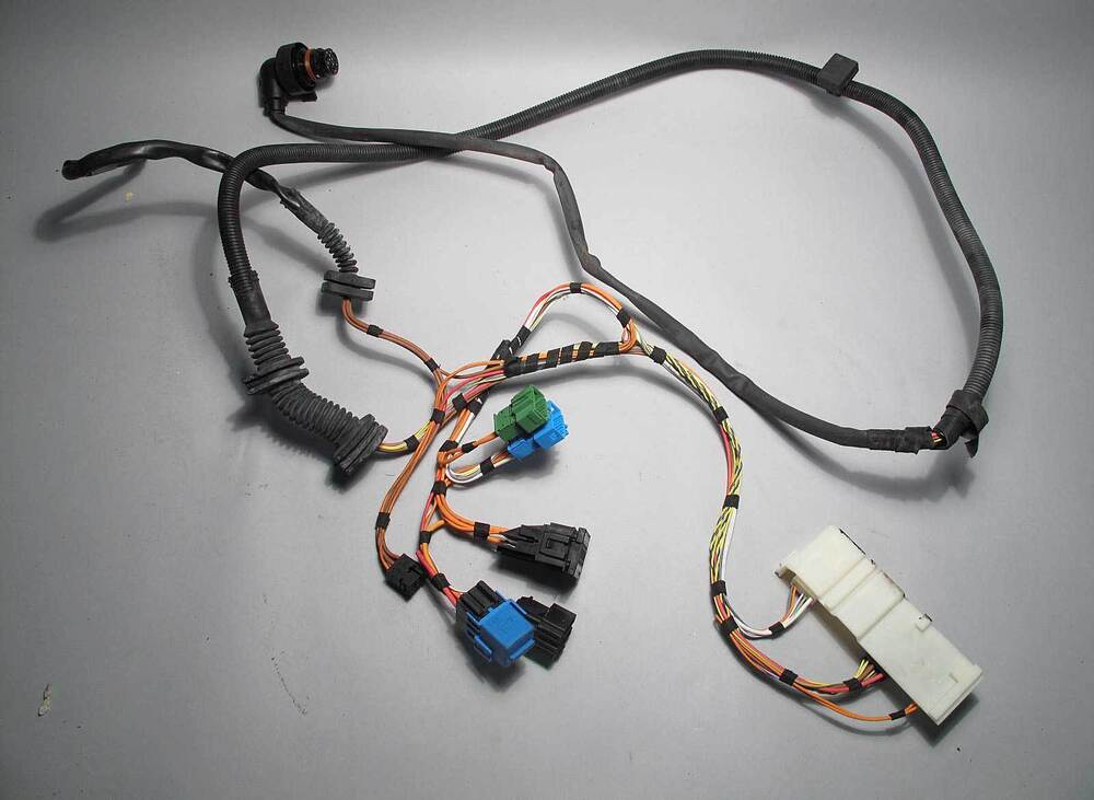 Bmw E60 535i 535xi N54 Automatic Transmission Wiring Harness 2008