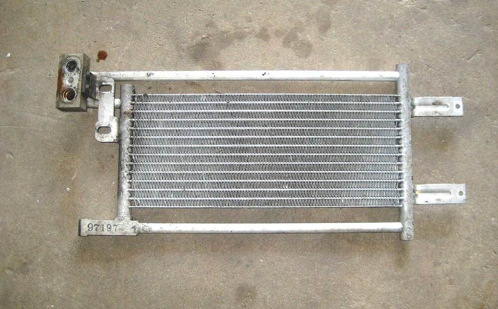 Bmw Automatic Transmission Oil Cooler Radiator E36 E34 Z3