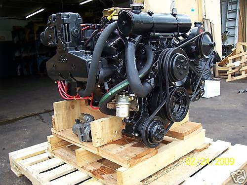 Mercruiser Bravo New Gm 5 7 L 325 Hp Engine Fresh Water  Closed Cooling Complete