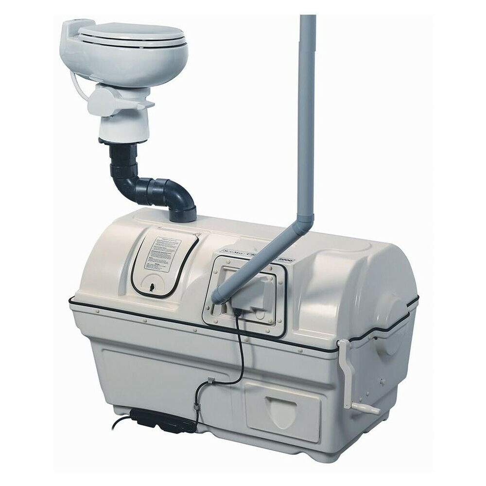 Sun Mar Centrex 2000 Ne Central Composting Toilet System