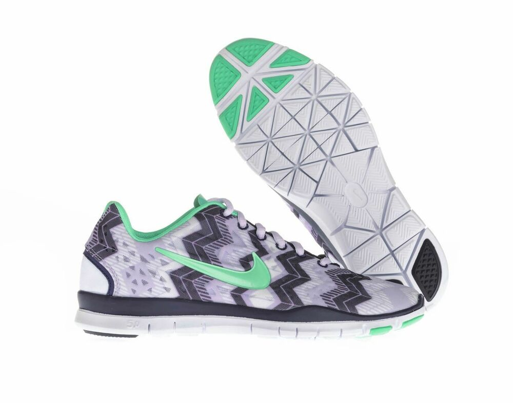 Nike Free   Tr Fit  Print Shoes Womens