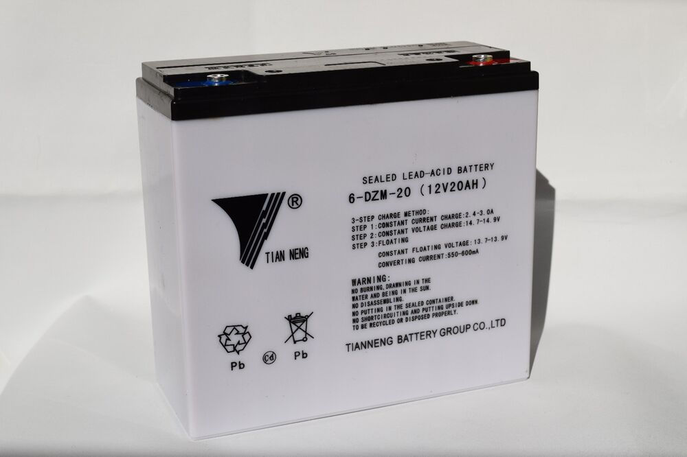 48v 20ah Battery For Ebike Electric Bike Scooter Agm