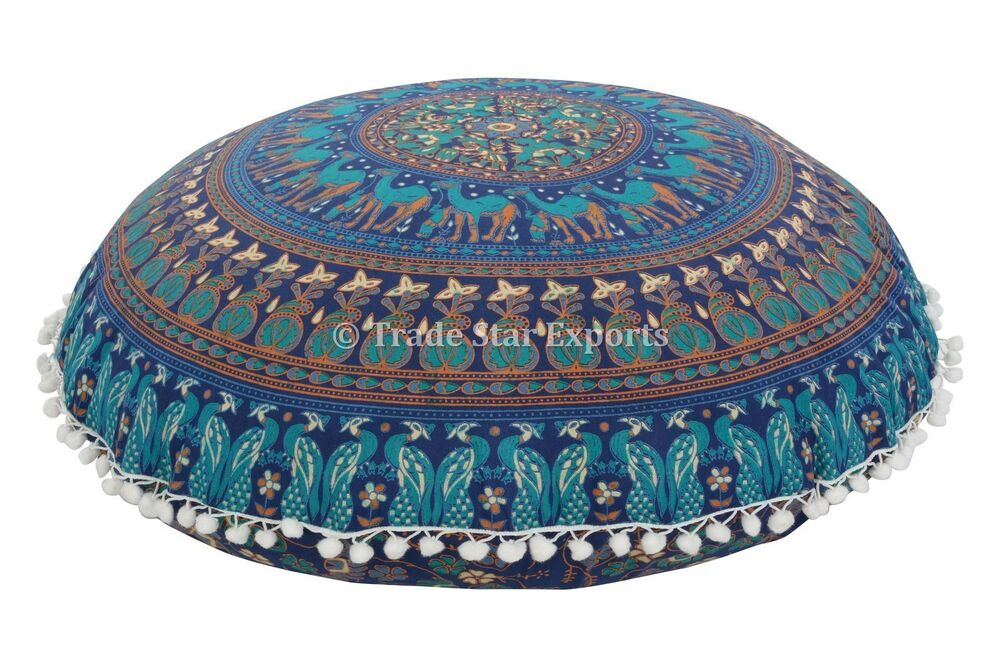 Big Round Floor Cushions : Oversized floor cushions on Shoppinder