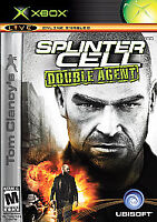 ~* Tom Clancy's Splinter Cell: Double Agent - Original Xbox Game * COMPLETE *~