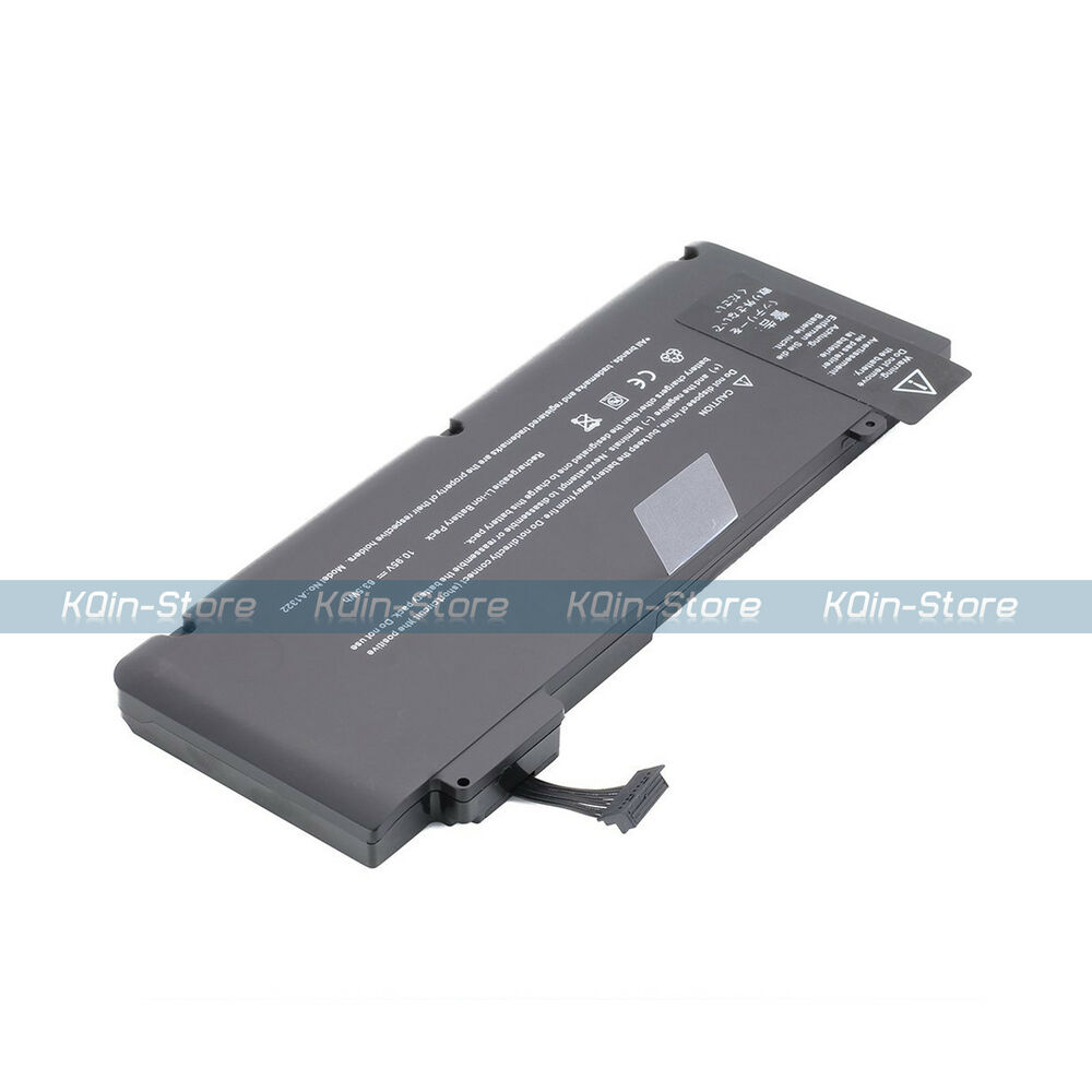 new battery for aplle macbook pro 13 a1322 a1278 2009. Black Bedroom Furniture Sets. Home Design Ideas