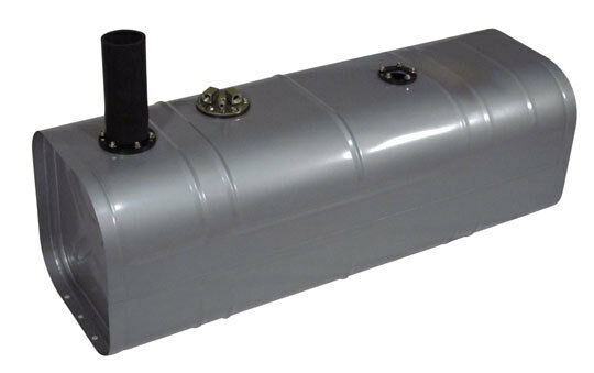 Universal Steel Gas Tank 16 Gallon With Brackets