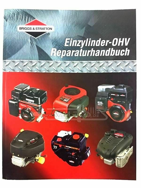 briggs stratton 272945 reparaturhandbuch einzylinder. Black Bedroom Furniture Sets. Home Design Ideas