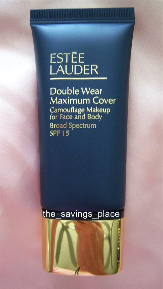 ESTEE LAUDER DOUBLE WEAR MAX COVER CAMOUFLAGE FACE BODY ...