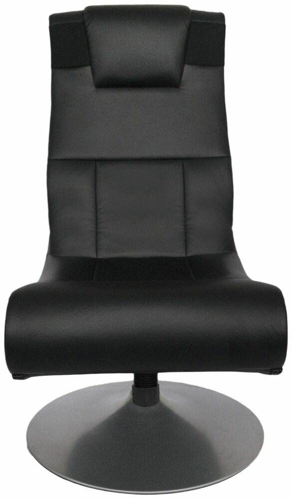 X Rocker X Pedestal Gaming Chair Uses With All Consoles