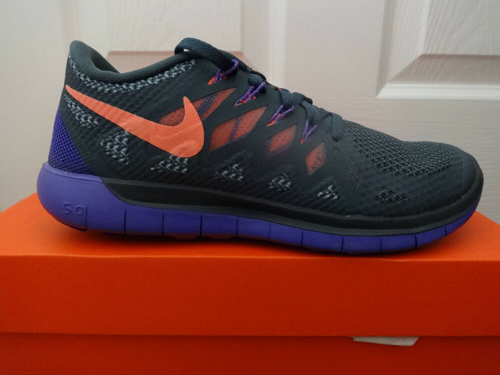Nike womens free 5.0 running trainers sneakers shoes ...