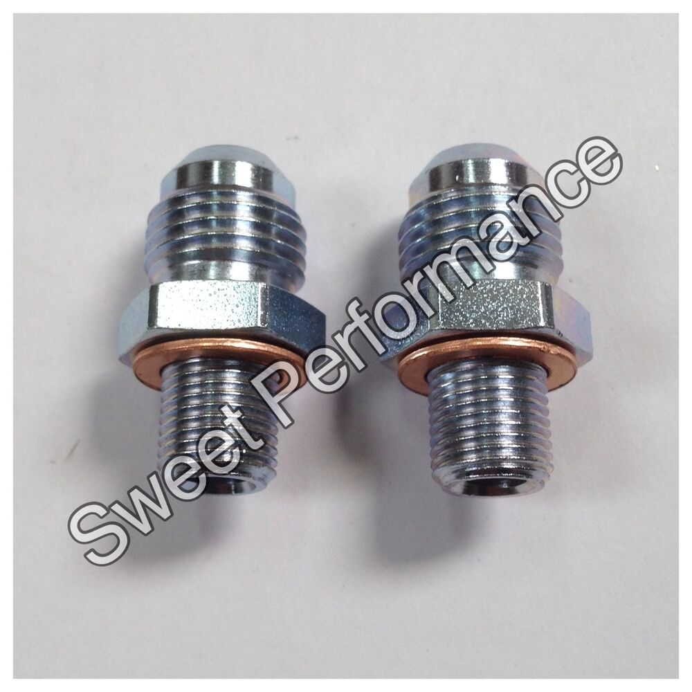 An to nps transmission cooler fittings ford c