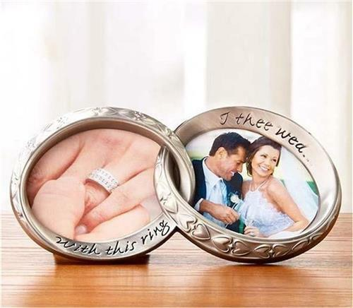 Wedding Gift Ideas For Couples Over 50 : WEDDING PHOTO PICTURE FRAME TO DISPLAY CHERISHED MEMORIES GIFT ...