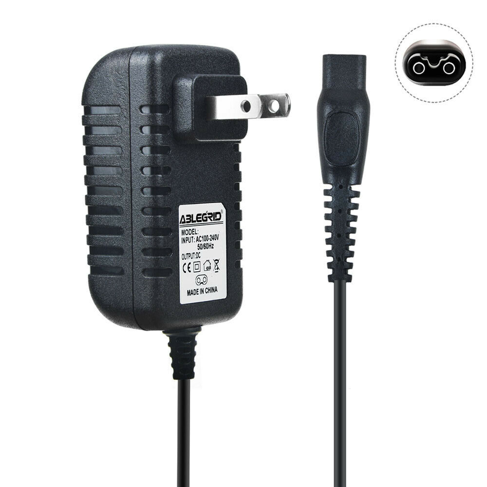 generic ac adapter charger for philips norelco shaver a00390 hq8500 power supply ebay. Black Bedroom Furniture Sets. Home Design Ideas