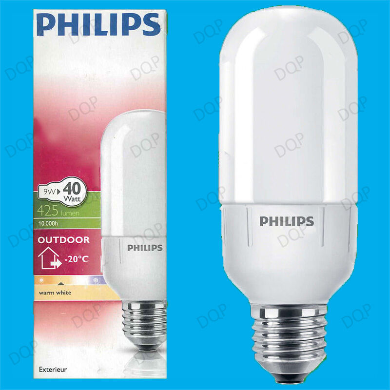 Led Light Fixtures For Walk In Cooler: 4x 9W Philips CFL Walk In Freezer -20°C E27 Light Bulb