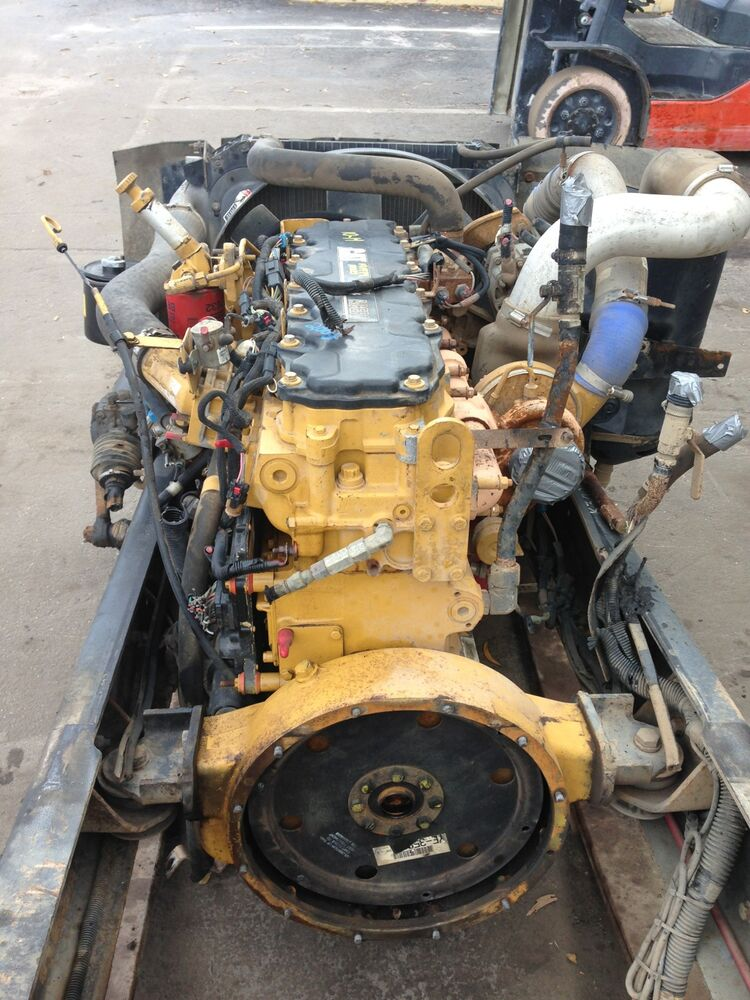 Caterpillar C7 Wax Amp Kal Cat Diesel Engine Diesel