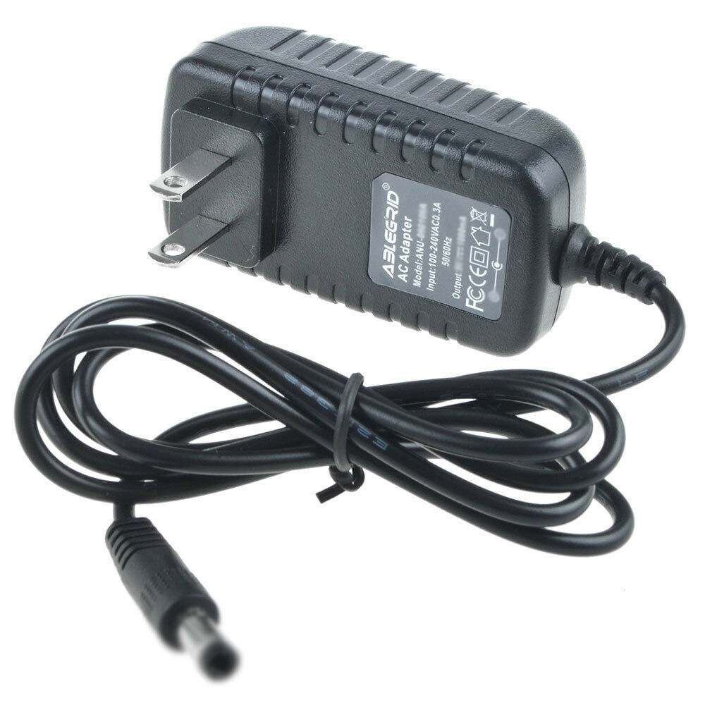 generic 9v 1a dc power supply for boss psa 120s psa 120t ac adapter charger psu ebay. Black Bedroom Furniture Sets. Home Design Ideas